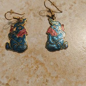 Other - Elephant Earrings